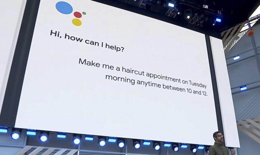 گوگل دوپلکس