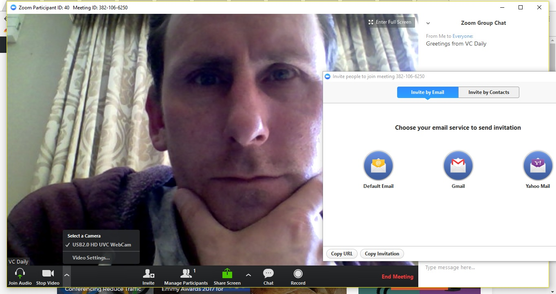 مقایسه Zoom و GoToMeeting