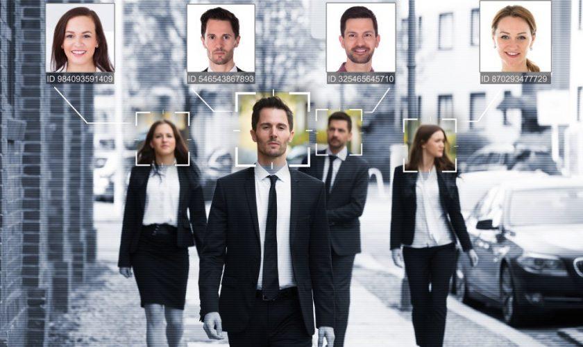 تشخیص چهره وب کم