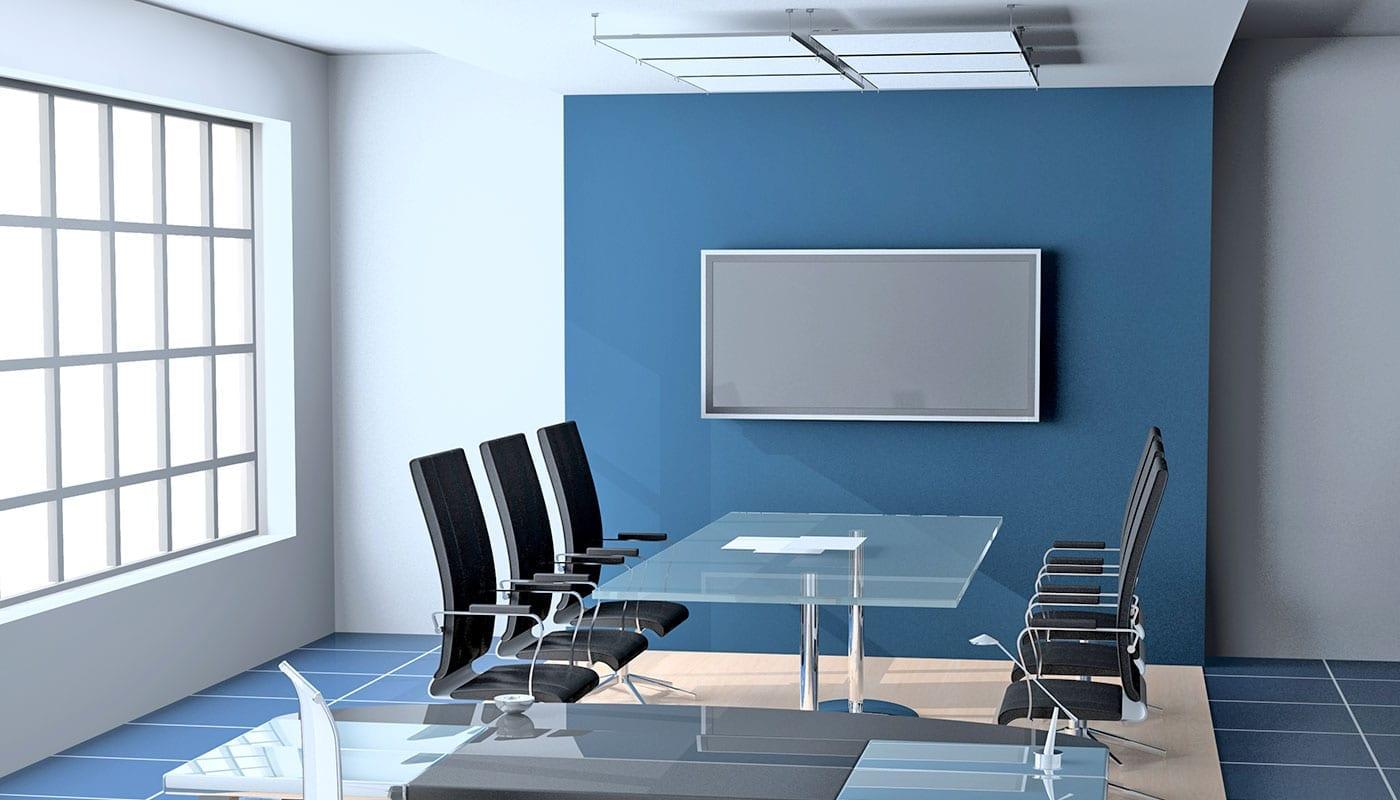 طراحی اتاق کنفرانس