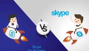 تفاوت اسکایپ و اسکایپ فور بیزینس