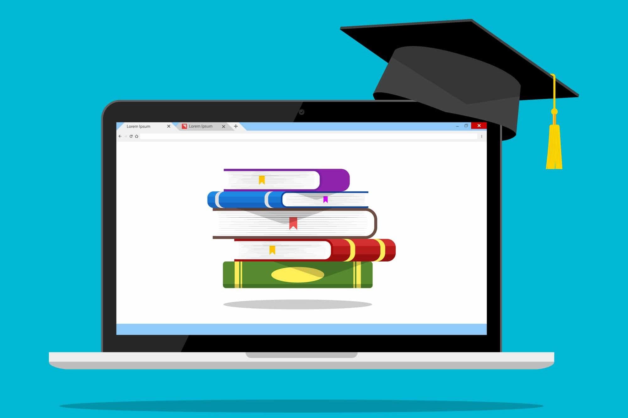 مزیت های آموزش مجازی