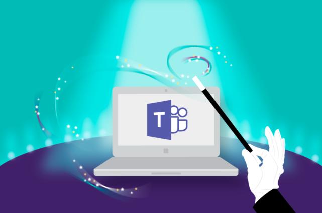 نرم افزار Microsoft Teams