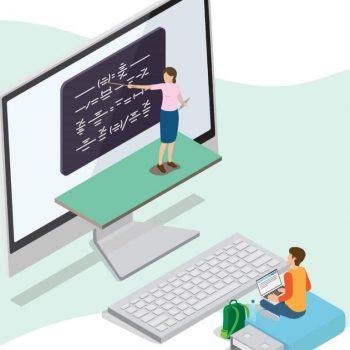 چالش های آموزش مجازی