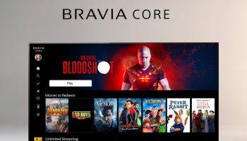پلتفرم Bravia Core