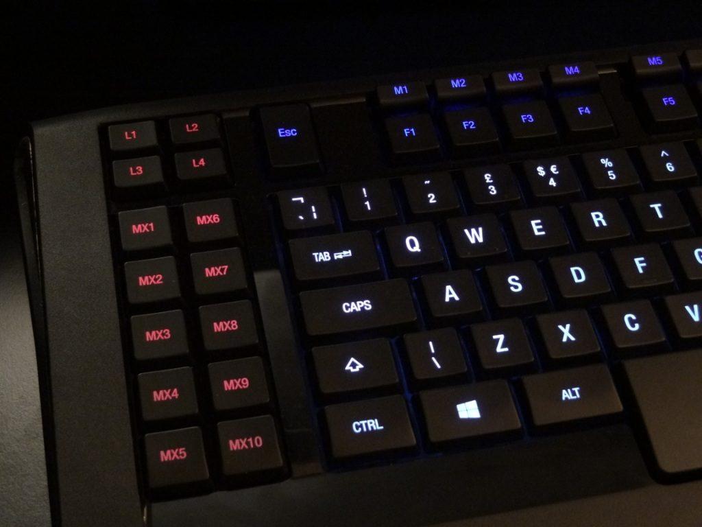 دکمه های ماکرو