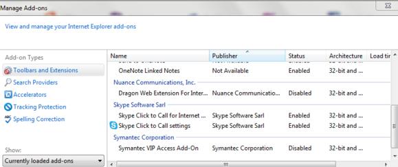 مشکلات متداول اسکایپ