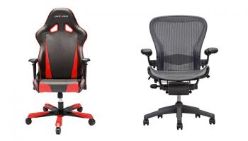 صندلی گیمینگ یا اداری