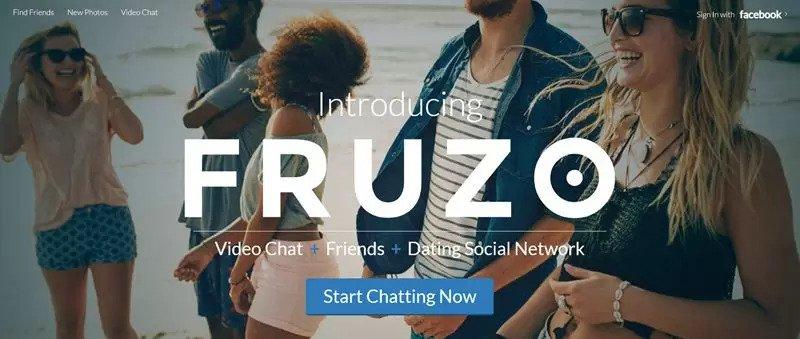 وب سایت fruzo