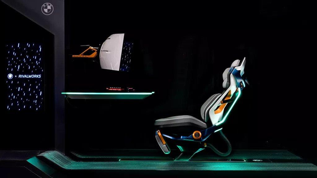 صندلی گیمینگ BMW