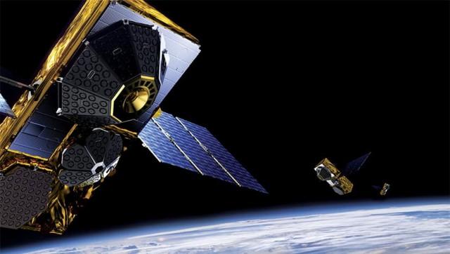 تماس ماهواره ای