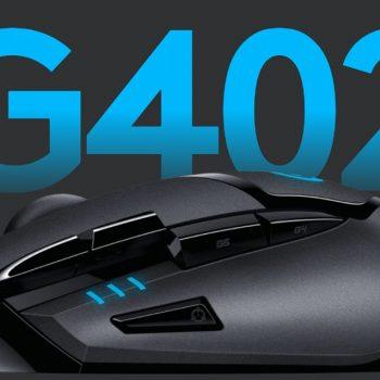 لاجیتک G402